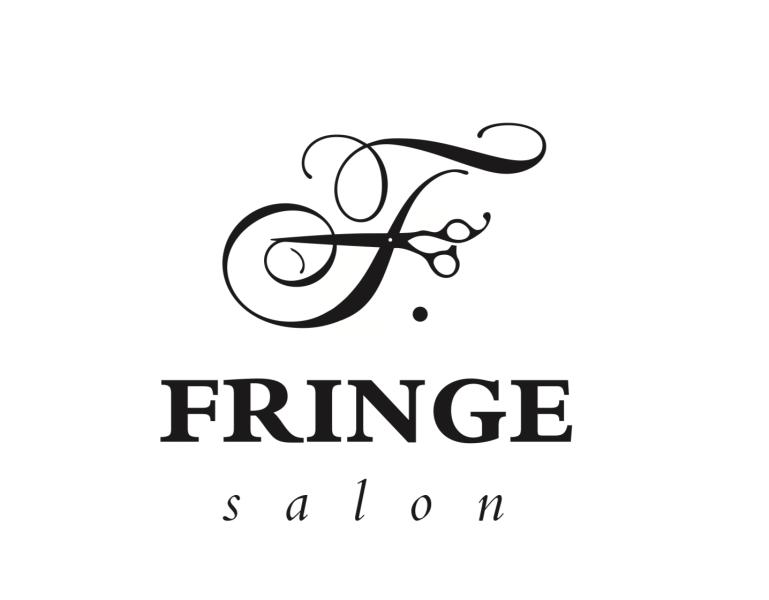 Fringe Salon Logo